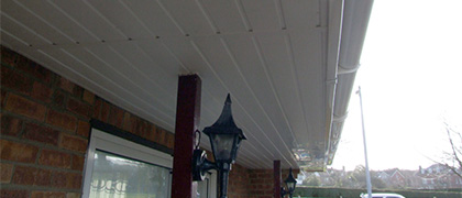 Guttering and Fascia